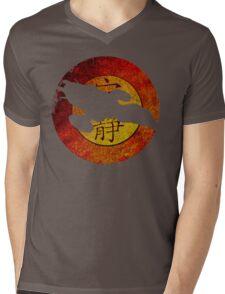 FireFly Logo Cutout  Mens V-Neck T-Shirt