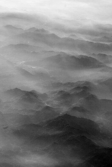soft mountains by lockstockbarrel