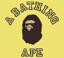 A Bathing Ape Baby Tee