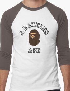 A Bathing Ape Men's Baseball ¾ T-Shirt