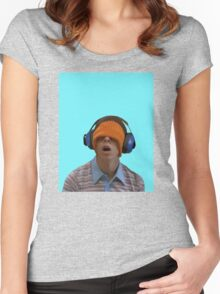 Bill Haverchuck Freaks and Geeks Women's Fitted Scoop T-Shirt