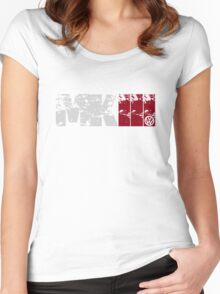 MKIII (white) Women's Fitted Scoop T-Shirt