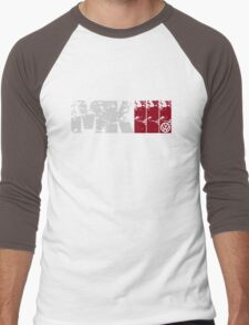 MKIII (white) Men's Baseball ¾ T-Shirt