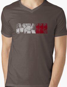 MKIII (white) Mens V-Neck T-Shirt