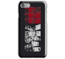 MKIII (white) iPhone Case/Skin
