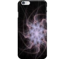 Particle Duality, CGI. iPhone Case/Skin