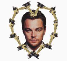 Leonardo DiCaprio Oscar Kids Tee
