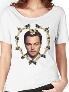 Leonardo DiCaprio Oscar Women's Relaxed Fit T-Shirt
