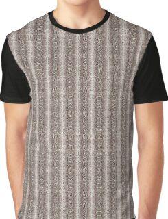 Snake Skin Cool Art Graphic T-Shirt