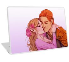 Elain and Lucien  Laptop Skin