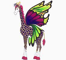 giraffe fly Unisex T-Shirt