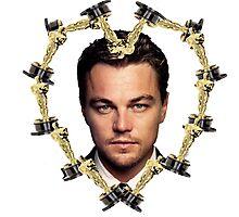 Leonardo DiCaprio Oscar Photographic Print
