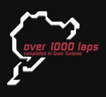 Nurburgring 1000 lap club - Gran Turismo by BGWdesigns