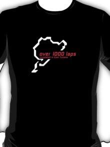 Nurburgring 1000 lap club - Gran Turismo T-Shirt