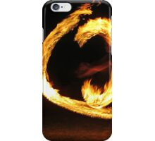 Jump Into the Fire iPhone Case/Skin
