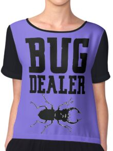 Bug dealer Chiffon Top