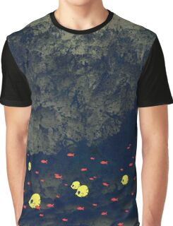 Fish in troubled water Graphic T-Shirt