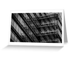 mirror facade Greeting Card