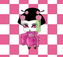 Chibi Lady Momoiro by artwaste