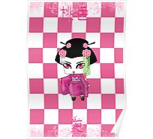 Chibi Lady Momoiro Poster
