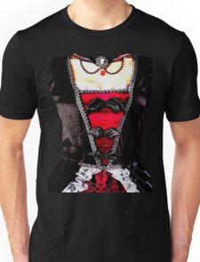 Vampire Costume female  Unisex T-Shirt