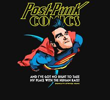 Post-Punk Comics | Super Mouth Strikes Again Unisex T-Shirt