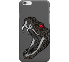 Snake Head Product iPhone Case/Skin