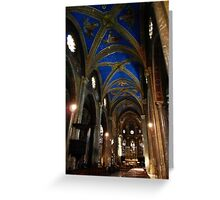 Santa Maria sopra Minerva Greeting Card