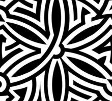 Modern Maze - brain game   Laberinto moderno - juego mental Sticker