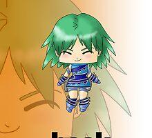 Chibi Natsume by artwaste