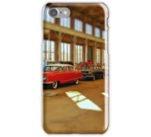 Time and Transportation iPhone Case/Skin