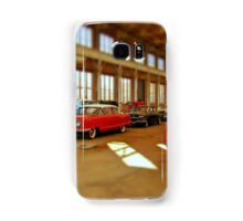 Time and Transportation Samsung Galaxy Case/Skin