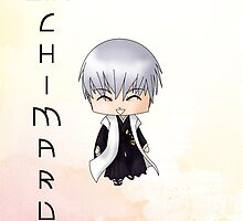Chibi Ichimaru by artwaste
