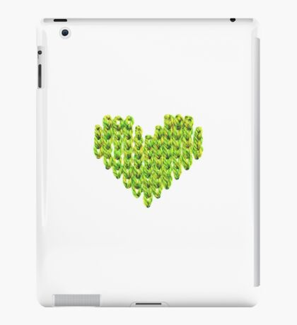 Knit Heart iPad Case/Skin