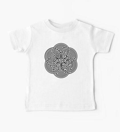 Modern Maze - brain game | Laberinto moderno - juego mental Baby Tee