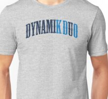 Kevin Durant and Russell Westbrook are the Dynamic Duo Unisex T-Shirt
