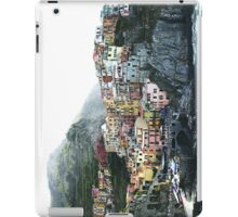 One of the villages of the Cinque Terre, Italia iPad Case/Skin