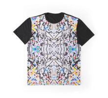 Abstract garden in reflect Graphic T-Shirt