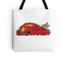 Bleeding Rainbow Tote Bag