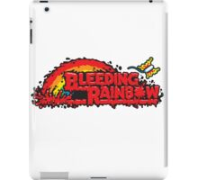 Bleeding Rainbow iPad Case/Skin