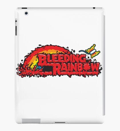 Bleeding Rainbow iPad Case/Skin