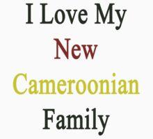 I Love My New Cameroonian Family by supernova23