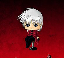 Chibi Dante by artwaste