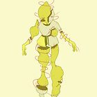 Lemongrab the Third by tenaciousbee