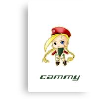 Chibi Cammy Canvas Print
