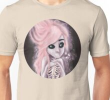 aliena skeleton Unisex T-Shirt