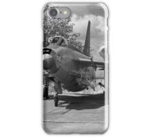 English Electric Lightning aircraft iPhone Case/Skin