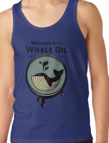 Walldun & Co Whale Oil Tank Top