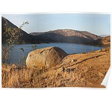 El Capitan Reservoir, San Diego, California 4 Poster