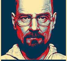 Walter White, Breaking Bad - COOK by core